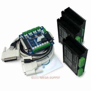 Cnc Kit 5 Axis Cnc Breakout Board cables 3 Axis M542 Stepper Driver Controller