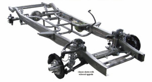 Chevrolet Chevy Pickup Truck Steel Frame Rolling Chassis 1941 1946 And 1947 1954