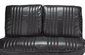 1968 Chevrolet Impala Custom Front Split Bench Rear Seat Covers Pui