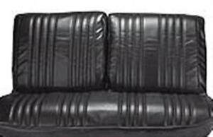 1968 Chevrolet Impala Custom Front Split Bench Seat Cover Pui