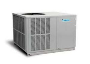 Diakin 3 Ton Heat Pump Package Unit 14 Seer 208 230 3 Phase