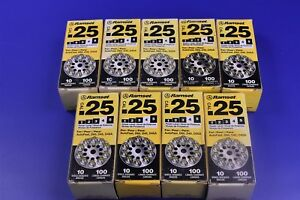 875 Ramset 4d60 100pk 4 yellow 25 Cal Round Disc Loads