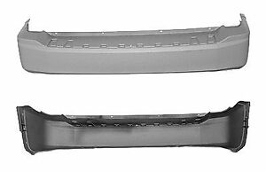 Replacement Bumper Cover For 08 12 Jeep Liberty rear Ch1100913c