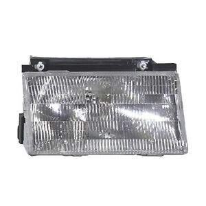 Replacement Headlight Assembly For Ford Mercury Passenger Side Fo2503102v