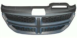 Replacement Grille For 11 14 Dodge Journey Ch1200361