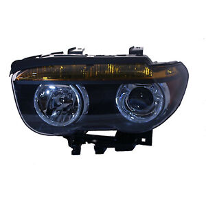 Replacement Headlight Assembly For Bmw driver Side Bm2502148