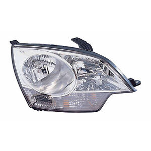 Replacement Headlight Assembly For Chevrolet Saturn passenger Side Gm2503306c