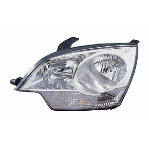 Replacement Headlight Assembly For Chevrolet Saturn driver Side Gm2502306c