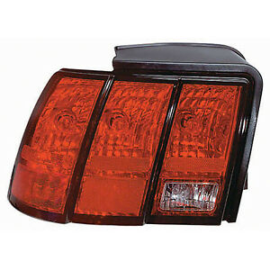Replacement Tail Light For 1999 2004 Ford Mustang driver Side Fo2818109