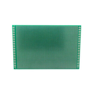 Double Side 15 X 20 Cm Pcb Strip Board Printed Circuit Prototype Track Lw