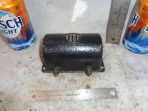 Hot International Harvester Cast Iron Low Tension Coil For Hit Miss Gas Engine