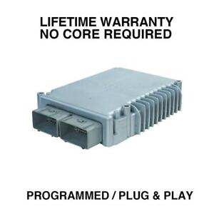 Engine Computer Programmed Plug Play 2001 Dodge Caravan 3 3l Pcm Ecm Ecu