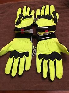 2 Pair Large Mechanix Wear Hi viz Mpact M pact Gloves Smp 91 010