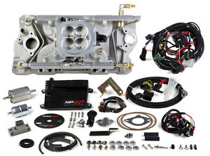Holley Efi 550 810 Hp Efi 4bbl Multi Port Fuel Injection System
