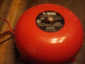 Ansul R 102 Commercial Fire Suppresion Parts Wet System Bell Trip Cable Nozzel
