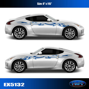 5132 Tribal Vinyl Graphics Body Decals Car Truck Sticker High Quality Egraf X