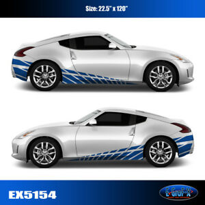 5154 Modern Abstract Vinyl Graphics Decal Car Truck Sticker High Quality Egraf x