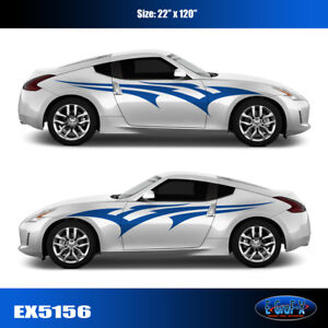 5156 Tribal Vinyl Graphics Body Decals Car Truck Sticker High Quality Egraf X