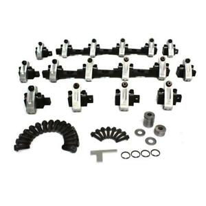 Comp Cams Rocker Arm Kit 1513 1 7 Aluminum Roller For Bbc W Big Brodie Heads