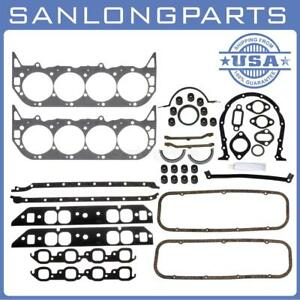 Engine Overhaul Gasket Kit Fits 66 79 Chevy Big Block 396 427 454