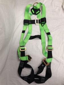 Upgear By Werner H511002 Roofing Fall Protection Universal Safety Harness