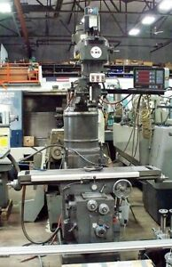 9917 Lagun Vertical Milling Machine