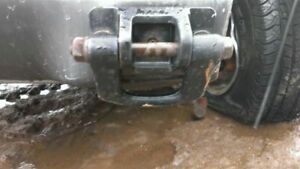 Hummer H3 2007 Hitch Tow Hook Winch 144189