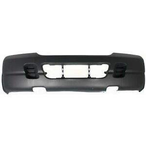 Front Bumper Cover For 2002 Ford Explorer Sport xls Model W flare Holes Textured