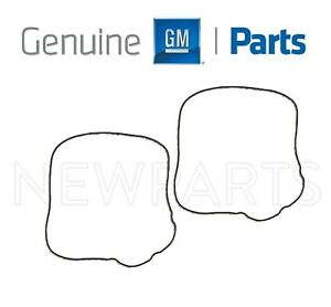 Buick Cadillac Hummer Pontiac Saab Pair Set Of 2 Engine Valve Cover Gaskets Oes