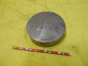 Corrax S336 Stainless Mold Steel Round Stock Tool Die Rod 5 Od X 1 3 8 Oal