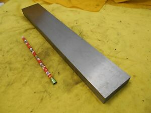 Freemax Steel Bar Stock Mold Tool Die Ground Flat Bar 907 X 2 1 2 X 15 3 4