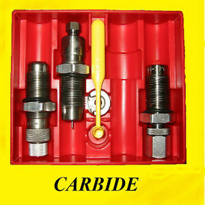 ** New  Set** 9mm Luger Carbide 3-Die Set
