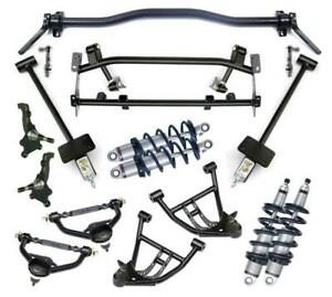 Ridetech 11260201 68 74 Nova Coil Over System 4 Link Control Arm Kit Sway Bar