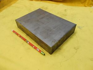 P20 Steel Bar Stock Mold Tool Die Shop Flat Bar 1 1 2 X 5 5 8 X 8 Oal