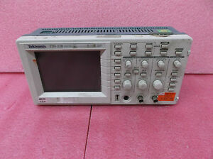 Tektronix Tds220 Sold As is