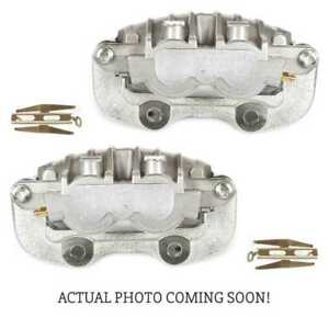 New Pair Of Left And Right Rear Brake Calipers Fits Nissan W lifetime Warranty