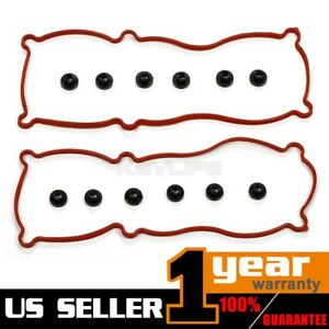 Fits 90 09 Buick Chevy Oldsmobile Pontiac 3 8 Engine Valve Cover Gaskets
