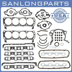 Head Gasket Sets For Ford 260 289 302 Block 1962 1982 Sbf 5 0l 4 7l