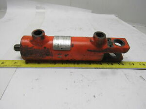 Loramendi 202 601 Welded Hydraulic Cylinder 40mm Bore 90mm Stroke Clevis Ends