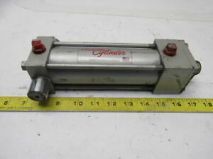 Milwaukee A 72 2 Bore 5 Stroke 1 Rod 250psi Double Acting Air Cylinder