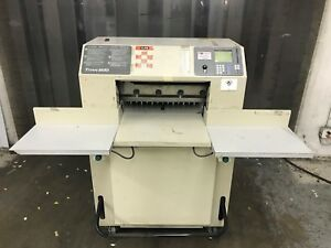Challenge Titan 200 Paper Cutter 20 Parts repair