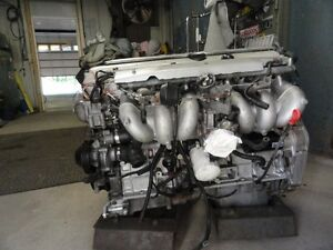 95 96 97 Jaguar Xj6 Engine 4 0l W O Supercharged Option Vin 2 Vin 7 7th Digit
