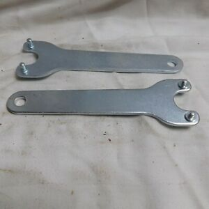 Pair Of Metabo Grinder Wrench Double Sided Small And Large Pins