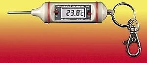 Control Company Key Chain Thermometer 4351 Vwr Thermometer Digtl Keychain