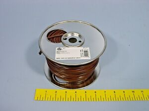 250 Coleman Cable 55305 Thermostat Barostat Wire 18 4 Brown Vinyl