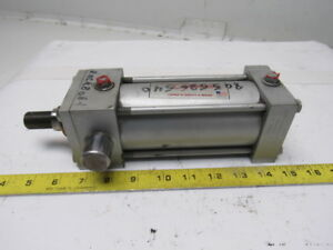 Milwaukee A 71 Pneumatic Air Cylinder 2 1 2 Bore X 7 1 2 Stroke