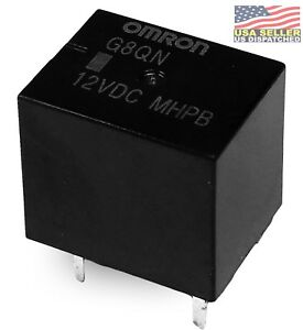 Omron Ford Ford Fuel Pump Relay R303 12v Replaces Omron Relay F8vf Ba