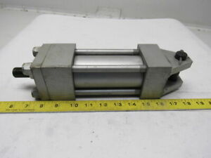 Milwaukee H 61 2 Bore 3 1 4 Stroke 1 Rod Clevis Mount Hydraulic Cylinder