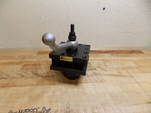 Interstate Square Indexing Turret Toolpost 13 To 16 Lathe Swing etp 412s
