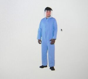 Kimberly clark Professional Kleenguard A65 4xl Blue Coveralls Box Of 21 45317